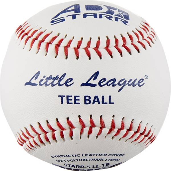 A.D. Starr Little League Synthetic Leather T-Ball product image