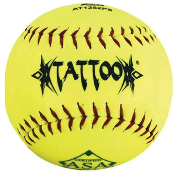 "A.D. STARR 12"" ASA Tattoo Slow Pitch Softball product image"