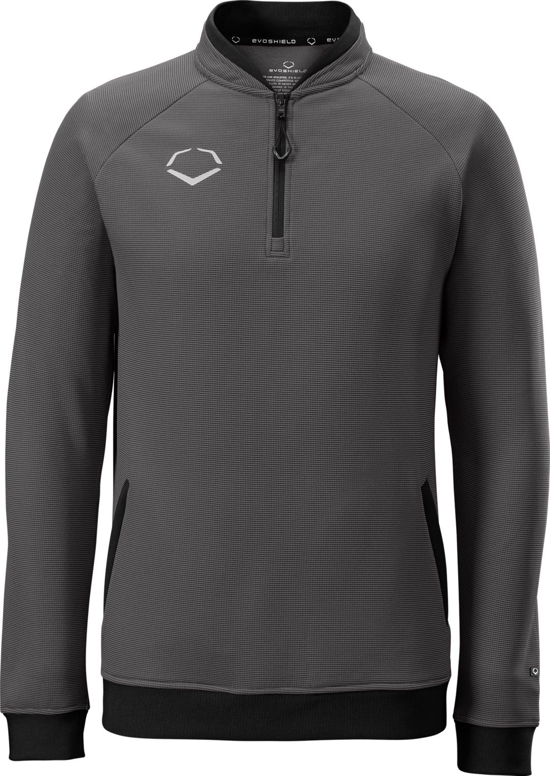 fd7c6f4ac EvoShield Boys' Pro Team Heater Fleece 1/4 Zip. noImageFound. Previous