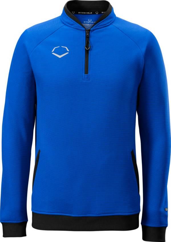 EvoShield Boys' Pro Team Heater Fleece 1/4 Zip product image