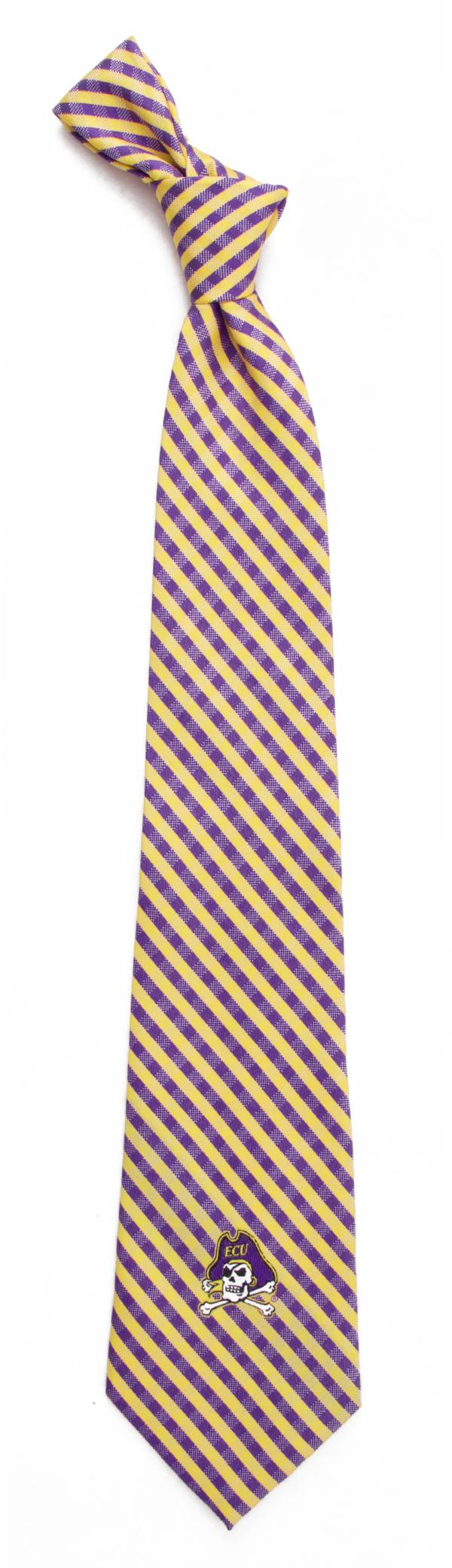 Eagles Wings East Carolina Pirates Gingham Necktie product image