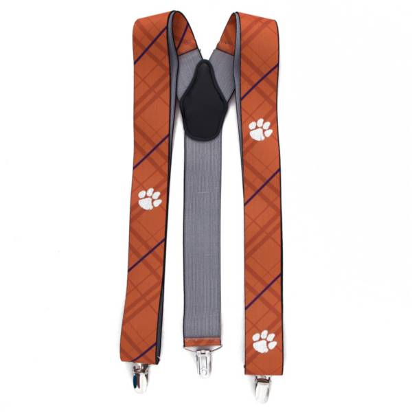 Eagles Wings Clemson Tigers Oxford Suspenders product image