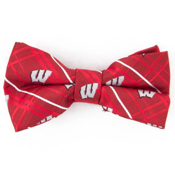 Eagles Wings Wisconsin Badgers Oxford Bow Tie product image