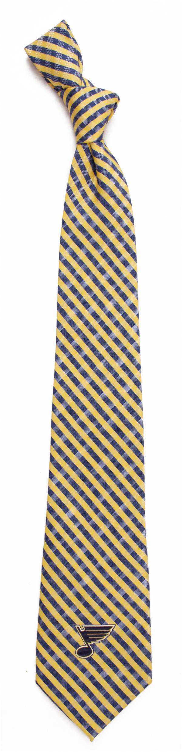 Eagles Wings St. Louis Blues Gingham Necktie product image