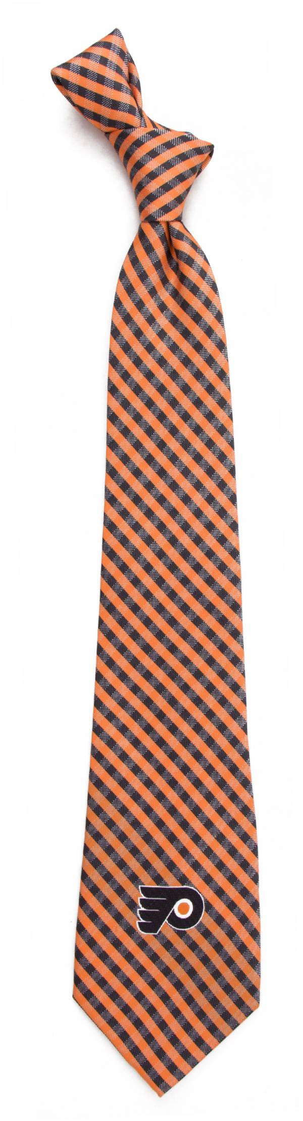 Eagles Wings Philadelphia Flyers Gingham Necktie product image