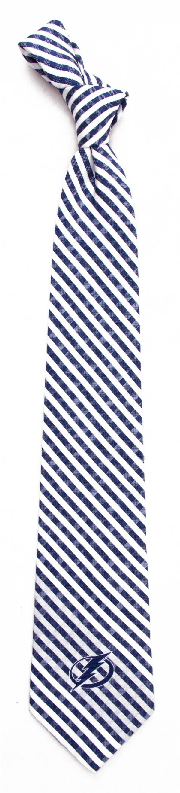 Eagles Wings Tampa Bay Lightning Gingham Necktie product image