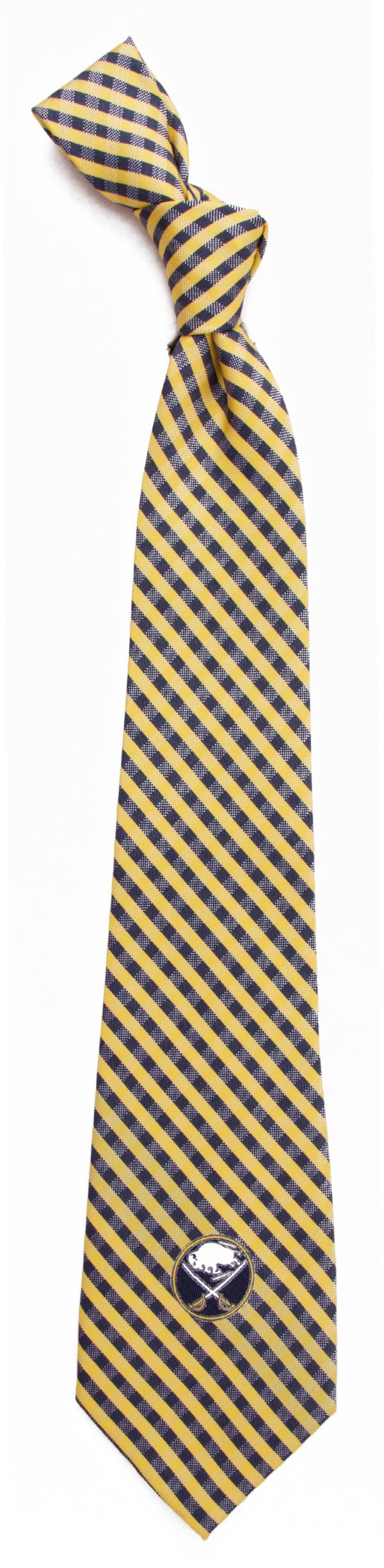 Eagles Wings Buffalo Sabres Gingham Necktie product image