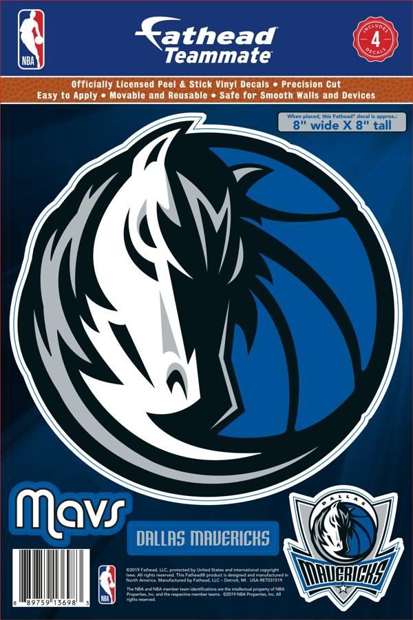 Fathead Dallas Mavericks Logo Wall Decal product image