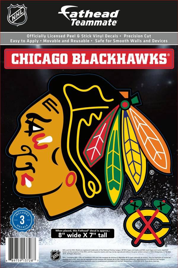 Fathead Chicago Blackawks Logo Wall Decal product image