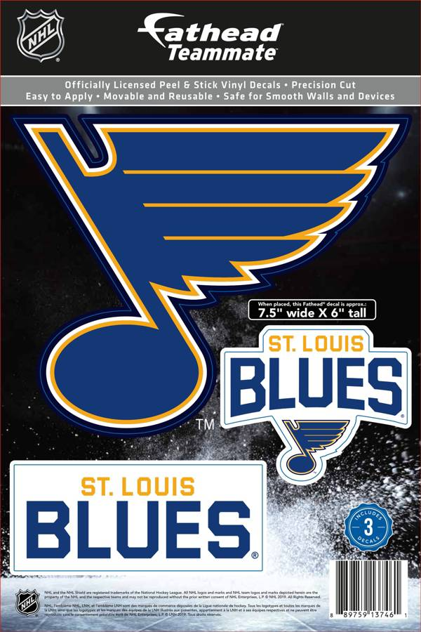 Fathead St. Louis Blues Logo Wall Decal product image