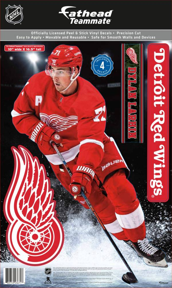 Fathead Detroit Redwings Dylan Larkin Teammate Wall Decal product image