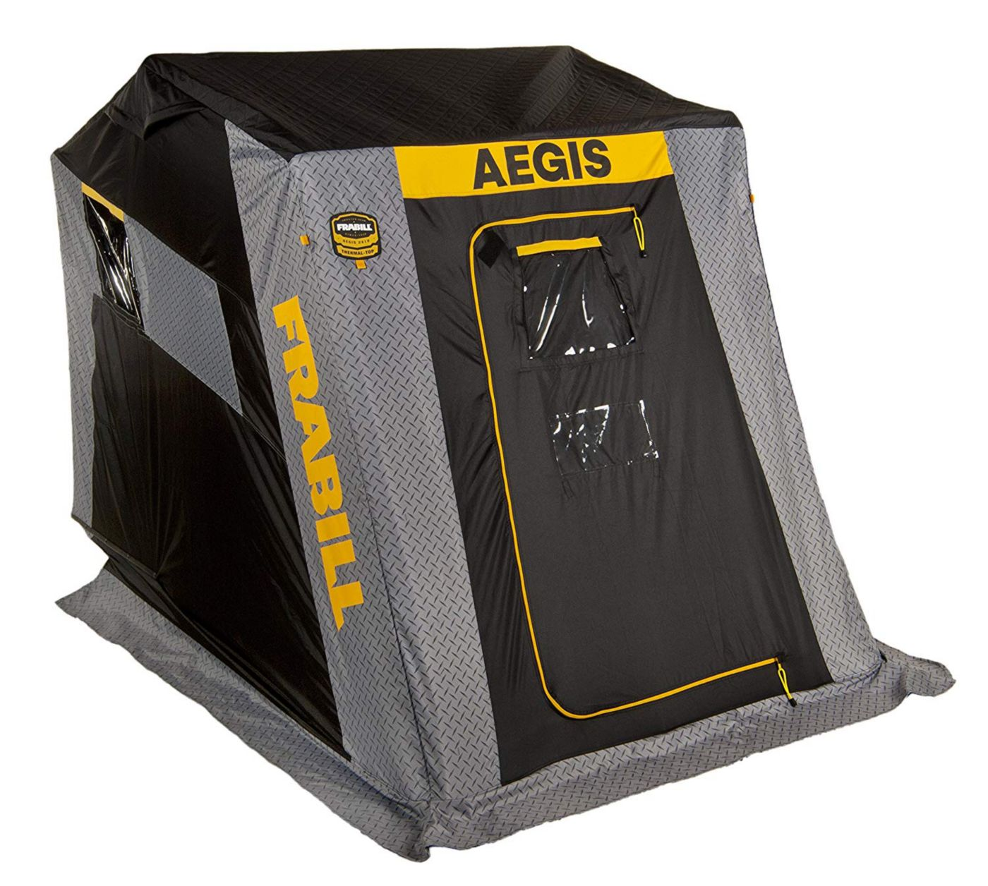 Frabill Aegis 2300 2-Person Ice Fishing Shelter 1