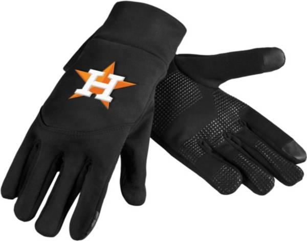 FOCO Houston Astros Neoprene Texting Gloves product image