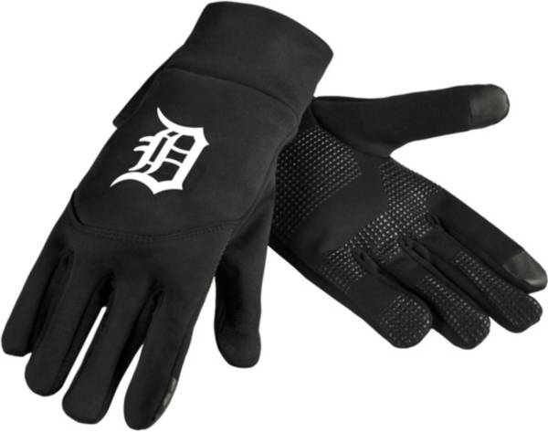 FOCO Detroit Tigers Neoprene Texting Gloves product image