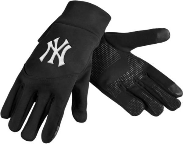 FOCO New York Yankees Neoprene Texting Gloves product image