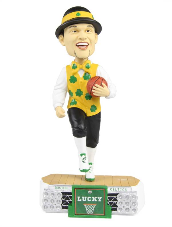 "FOCO Boston Celtics ""Lucky"" Mascot Bobblehead product image"