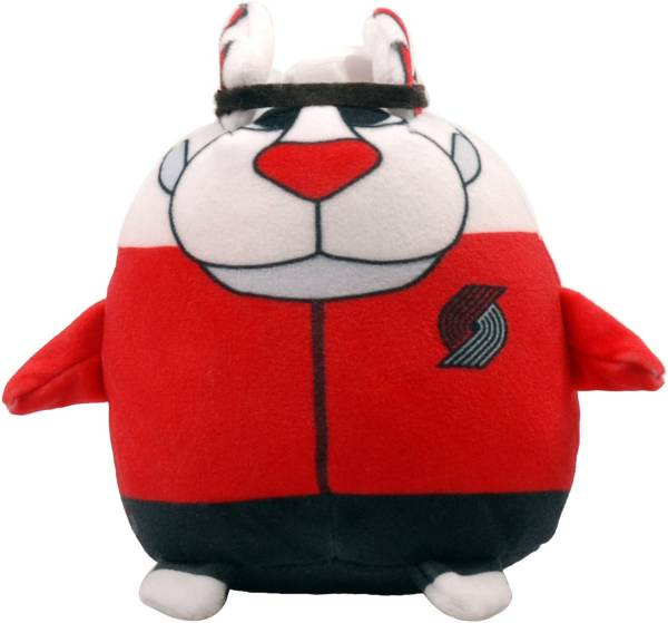 FOCO Portland Trail Blazers Mascot  Smusher Plush product image