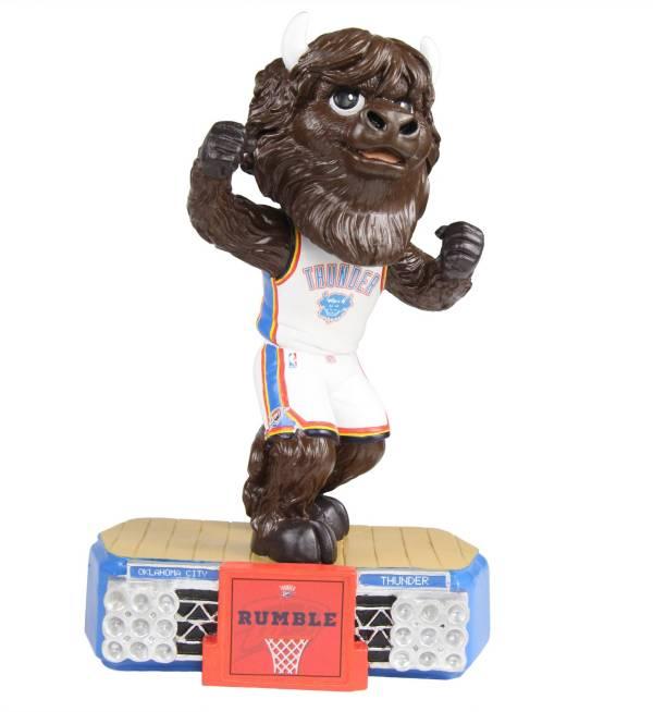 "FOCO Oklahoma Thunder ""Rumble"" Mascot Bobblehead product image"