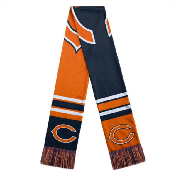 FOCO Chicago Bears Color Block Scarf product image