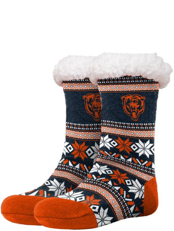 FOCO Chicago Bears Footy Slippers product image