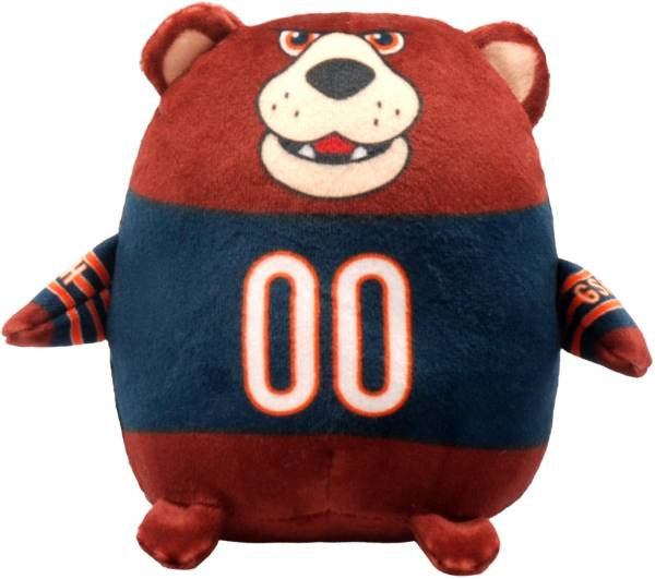 FOCO Chicago Bears Mascot  Smusher Plush product image