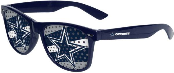 FOCO Dallas Cowboys Logo Sunglasses product image