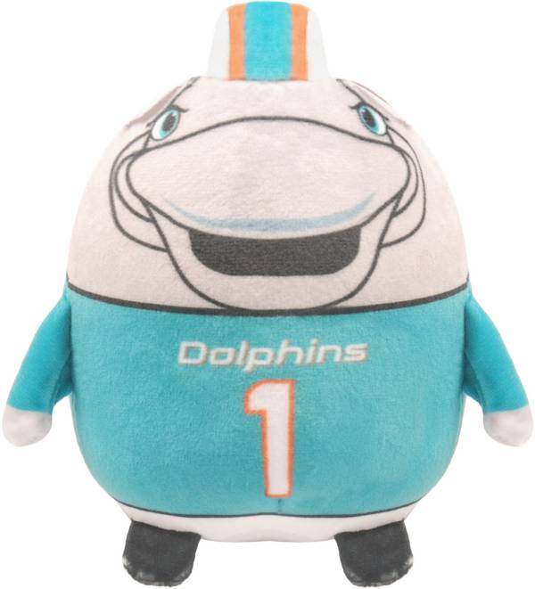 FOCO Miami Dolphins Mascot Smusher Plush product image