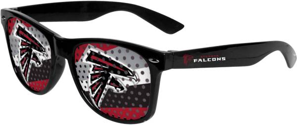 FOCO Atlanta Falcons Logo Sunglasses product image