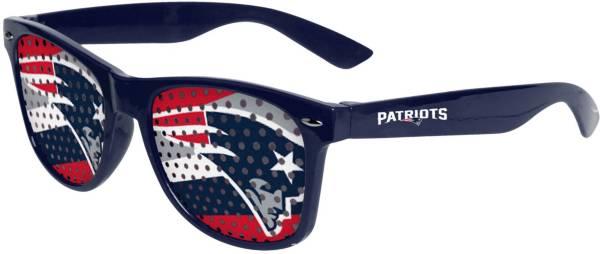 FOCO New England Patriots Logo Sunglasses product image