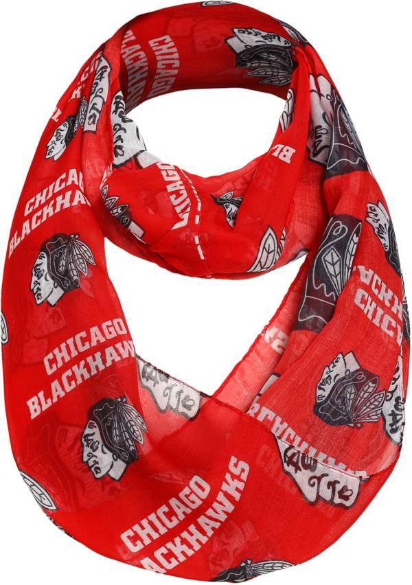 FOCO Chicago Blackhawks Big Logo Scarf product image