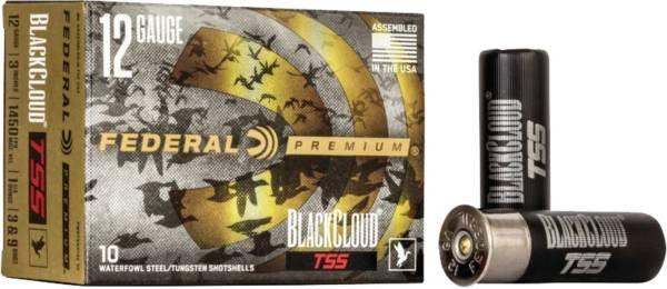 Federal Black Cloud TSS Shotgun Ammo – 10 Shells product image
