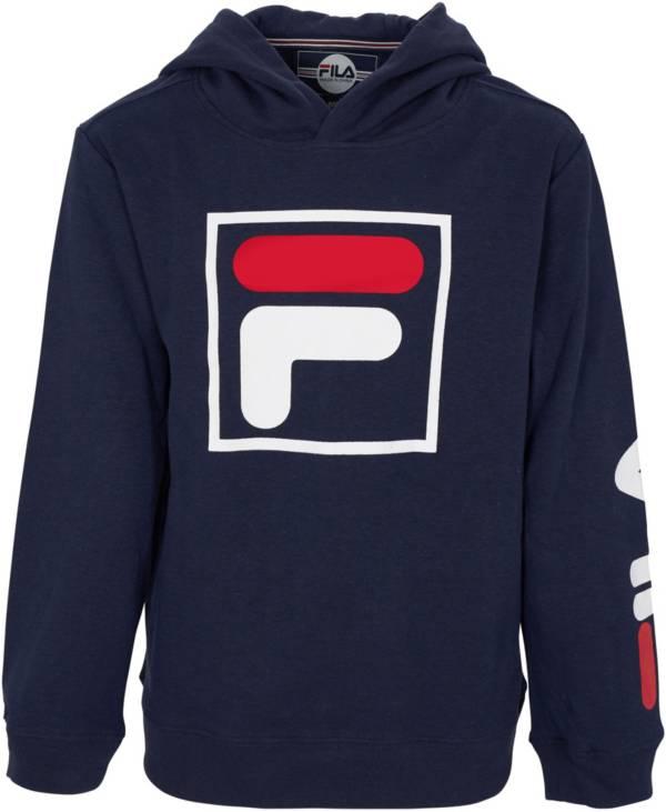 FILA Boy's Double Hit Logo Hoodie product image