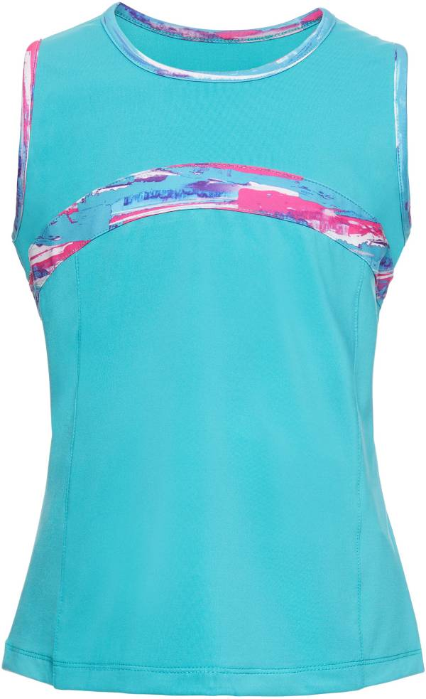 FILA Girls' Blue Wave Tennis Tank product image