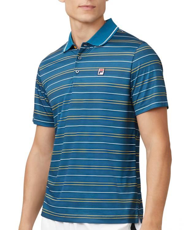 Fila Men's Advantage Striped Tennis Polo product image