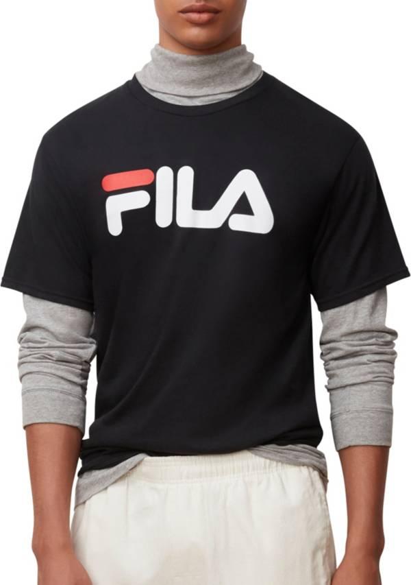 FILA Men's Linear Logo Graphic T-Shirt product image