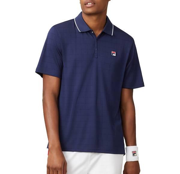 FILA Men's Heritage Drop Needle Tennis Polo product image