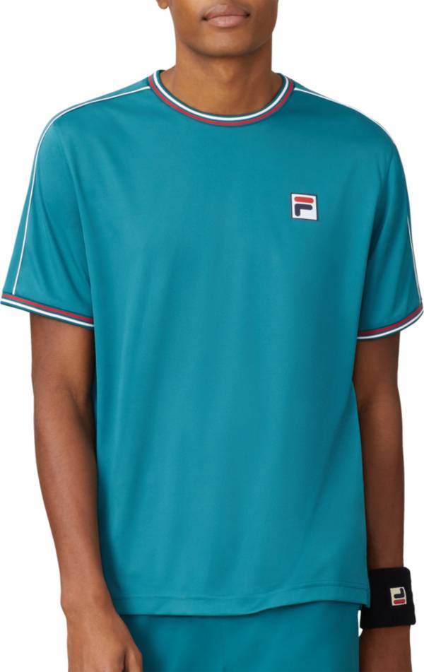 FILA Men's Legend Crewneck Tennis Shirt product image