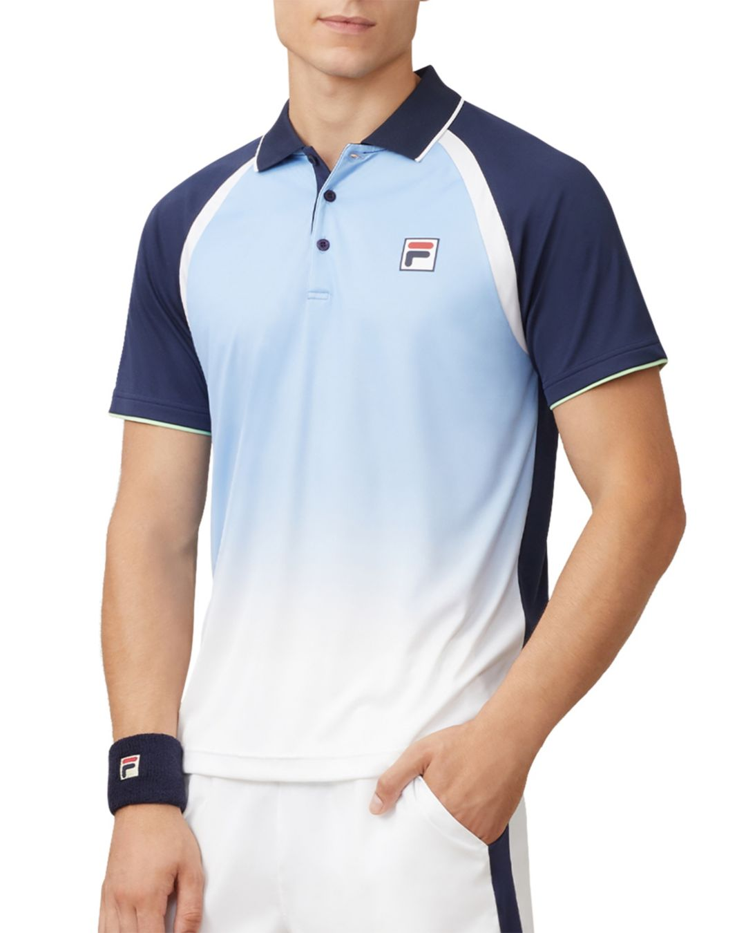 Fila Men's Legend Ombre Tennis Polo | DICK'S Sporting Goods