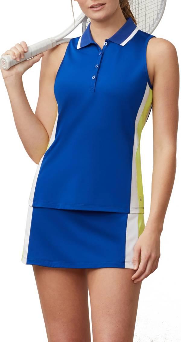 Fila Women's Aqua Sole Sleeveless Tennis Polo product image