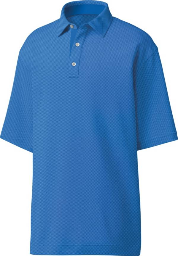 FootJoy Men's 4 Dot Jacquard Golf Polo product image