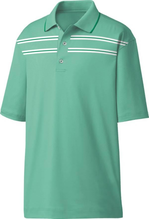 FootJoy Men's Space Dye Double Chest Stripe Golf Polo product image