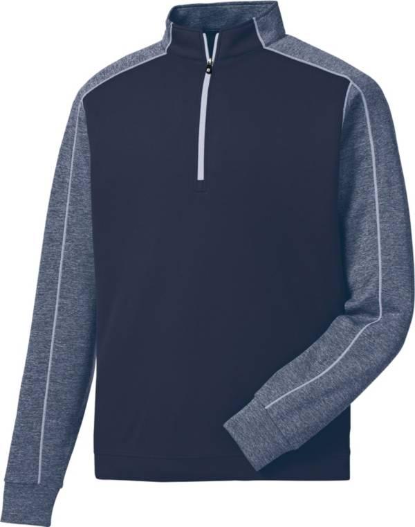 FootJoy Men's Tonal Heather ½ Zip Golf Pullover product image