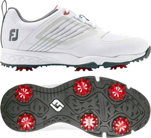 FootJoy Youth Fury Golf Shoes product image