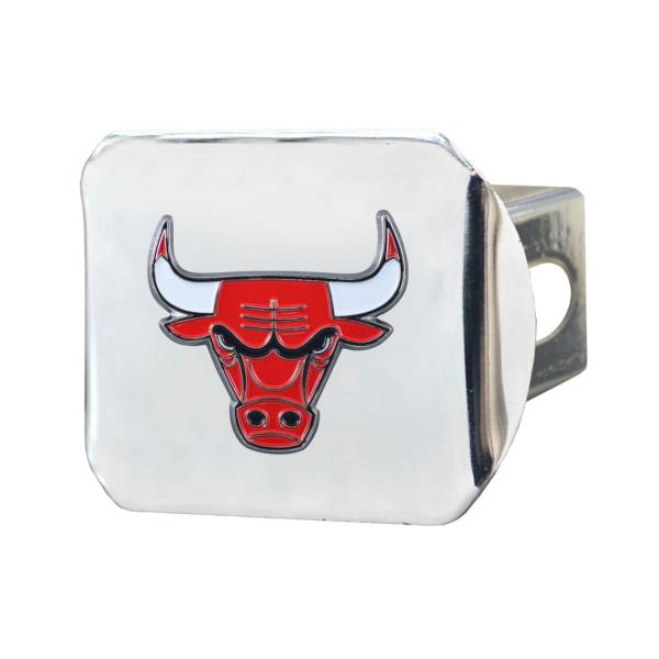 FANMATS Chicago Bulls Chrome Hitch Cover product image