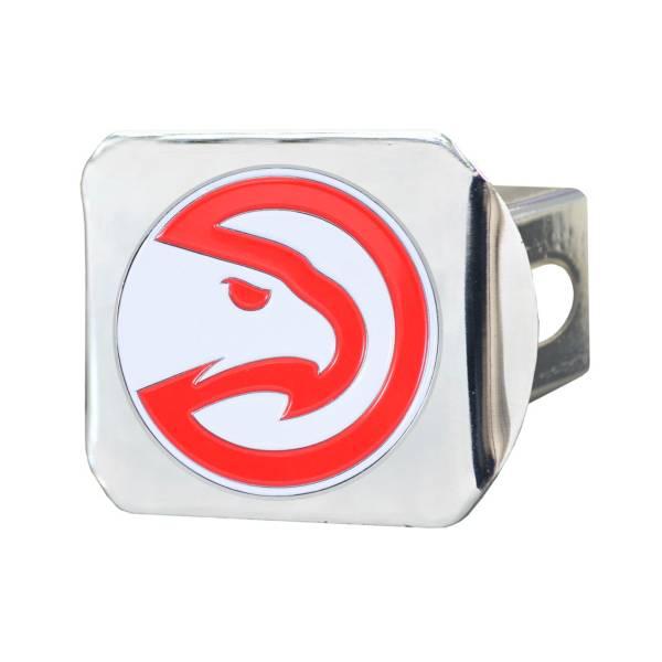 FANMATS Atlanta Hawks Chrome Hitch Cover product image