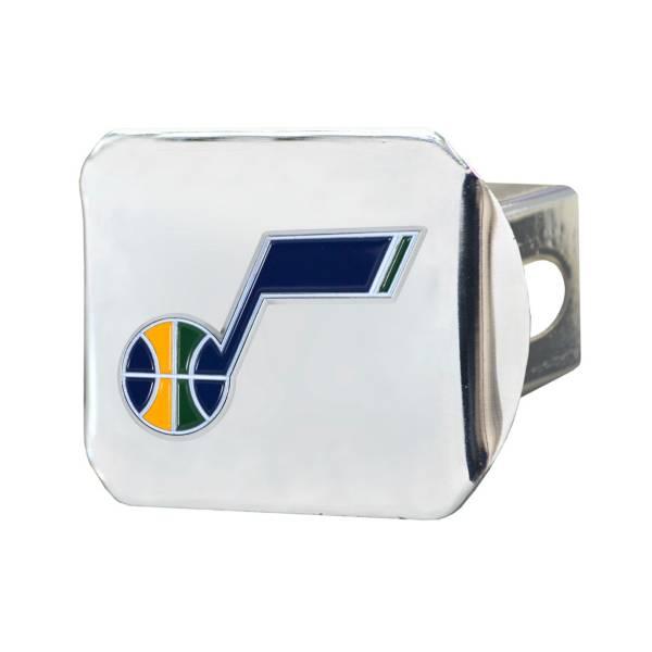 FANMATS Utah Jazz Chrome Hitch Cover product image