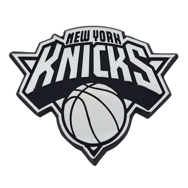 FANMATS New York Knicks Chrome Emblem product image