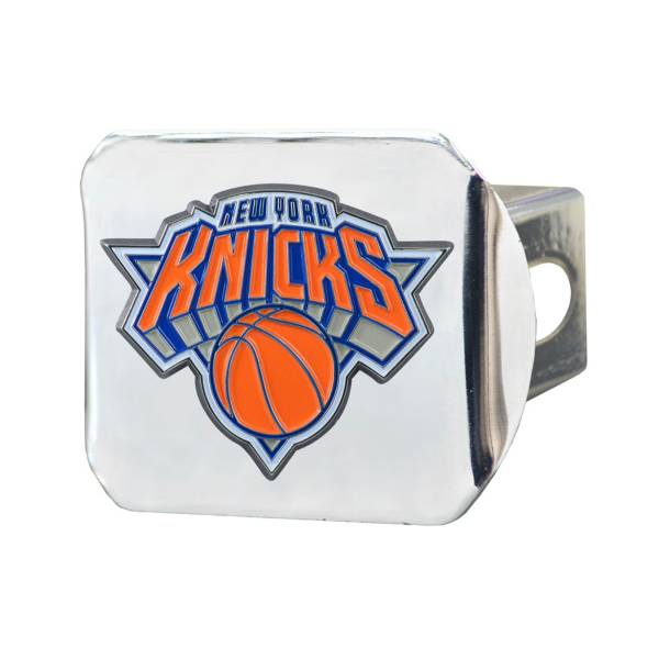 FANMATS New York Knicks Chrome Hitch Cover product image
