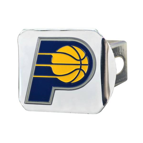 FANMATS Indiana Pacers Chrome Hitch Cover product image