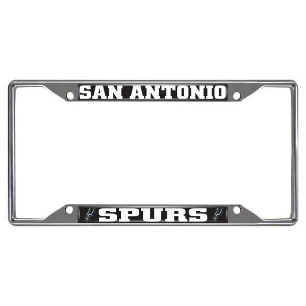 FANMATS San Antonio Spurs License Plate Frame product image
